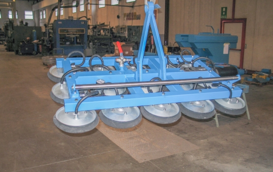 Sucker lifting machine SAV4210